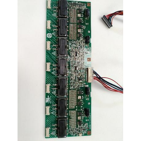 PLACA INVERTED V144 4H.V1448.331 /C PARA TV SAIVOD LCD-626CI-E - RECUPERADA