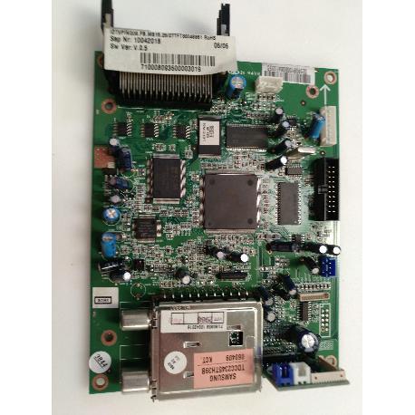 PLACA SINTONIZADORA 27TFT30048861 PARA TV SAIVOD LCD-626CI-E - RECUPERADA