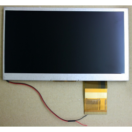 "Pantalla Lcd Display Universal Tablet china 7"" MODELO 2 (60 Pines con Cable) - Recuperada"