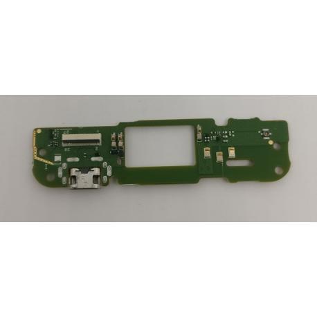 MODULO CONECTOR DE CARGA ORIGINAL PARA HTC DESIRE 626 - RECUPERADO