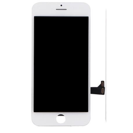 PANTALLA LCD DISPLAY + TACTIL CON PRE-MARCO PARA IPHONE 8 - BLANCA
