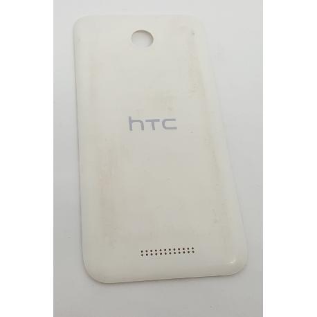 TAPA TRASERA HTC DESIRE 510 BLANCA - RECUPERADA