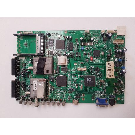 PLACA BASE MAIN MOTHER BOARD Z1J190R-8 PARA TV GRUNDIG 32-6731 DVB-T - RECUPERADA