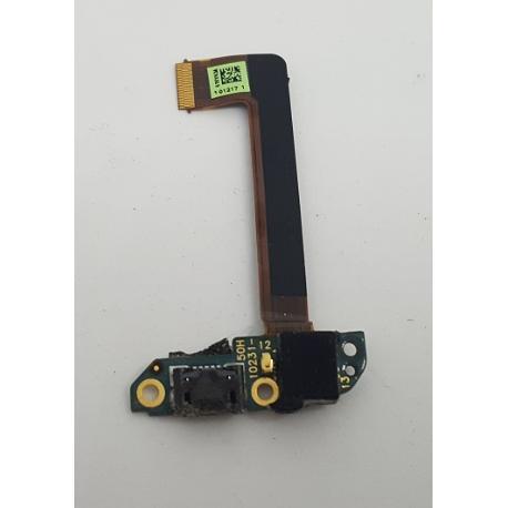MODULO CONECTOR DE CARGA ORIGINAL PARA HTC ONE MAX 803N - RECUPERADO