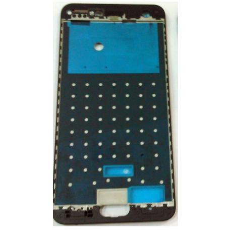 CARCASA FRONTAL DE LCD PARA ZTE BLADE V8 - NEGRA