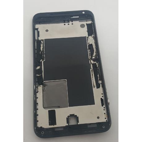 MARCO FRONTAL ORIGINAL PARA  HTC EVO 3D G17 - RECUPERADO