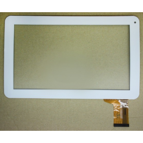 "Pantalla Tactil Universal Tablet china 9"" Tab 900 , Brictone, tab 902 Blanca"