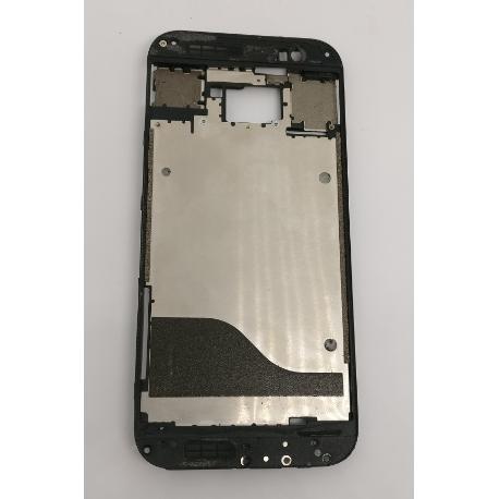 MARCO FRONTAL ORIGINAL PARA HTC ONE M8 - RECUPERADO