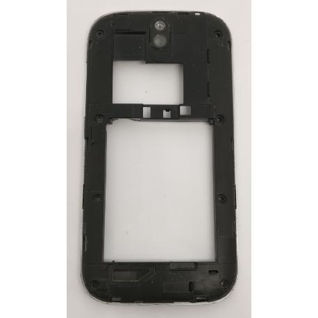 CARCASA INTERMEDIA ORIGINAL PARA HTC ONE SV - RECUPERADA