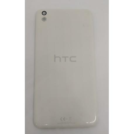 TAPA TRASERA ORIGINAL PARA HTC DESIRE 816 BLANCA - RECUPERADA