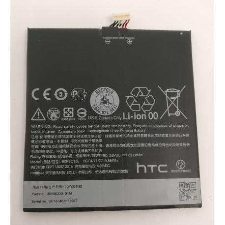BATERIA ORIGINAL PARA HTC DESIRE 816 - RECUPERADA