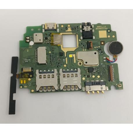 PLACA BASE + FLEX VOLUMENES Y ENCENDIDO ORIGINAL PARA ALCATEL ONE TOUCH PIXI 4 (5) 5010D 5010 - RECUPERADA