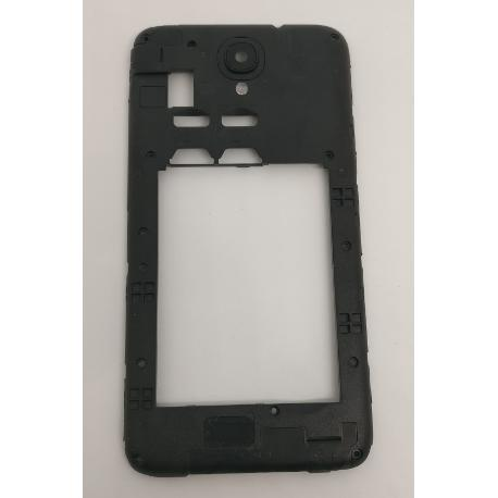 CARCASA INTERMEDIA ORIGINAL PARA ALCATEL ONE TOUCH PIXI 4 (5) 5010D 5010 - RECUPERADA