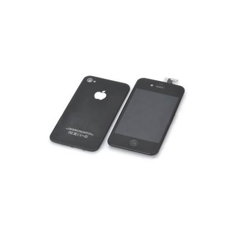 Cambia tu iphone 4 a NEGRO con este kit