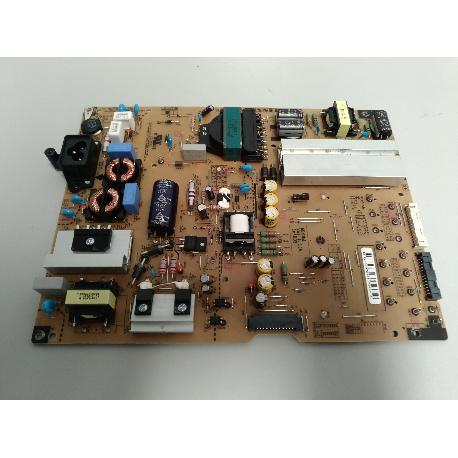 FUENTE DE ALIMENTACIÓN POWER SUPPLY EAX65424001(2.7) 3PCR00364D PARA TV LG 47LB671V