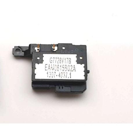 MODULO ALTAVOZ BUZZEER PARA SONY XPERIA XZ1 (G8341), XZ1 DUAL (G8342)