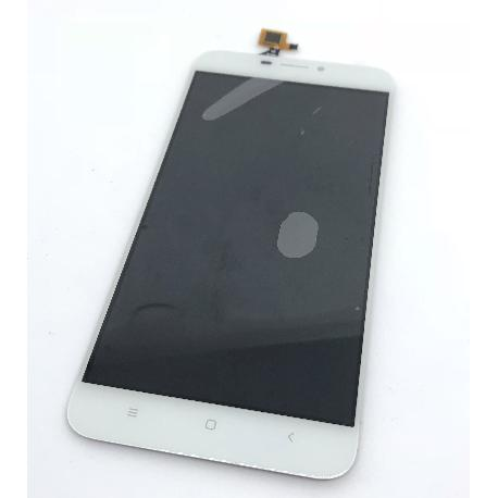 PANTALLA LCD DISPLAY + TACTIL PARA OUKITEL U20 PLUS - BLANCA