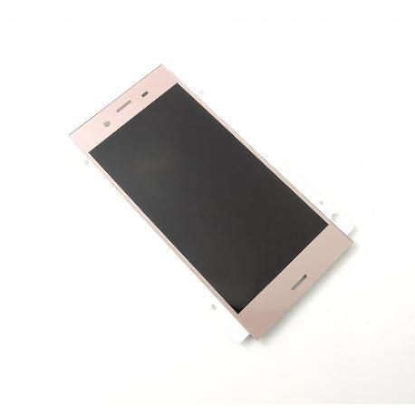 PANTALLA LCD DISPLAY + TACTIL PARA SONY XPERIA XZ1 G8341, DUAL G8342 - ROSA