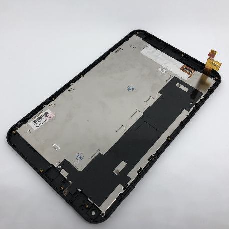 PANTALLA LCD DISPLAY + TACTIL CON MARCO PARA HP STREAM 8 5801 - NEGRA