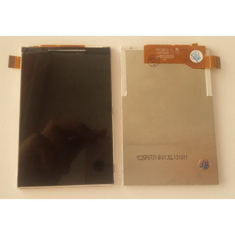 Pantalla Lcd Display Alcatel One Touch Pop C1 4015X Orange Yomi Negra , OT 4007D One Touch Pixi