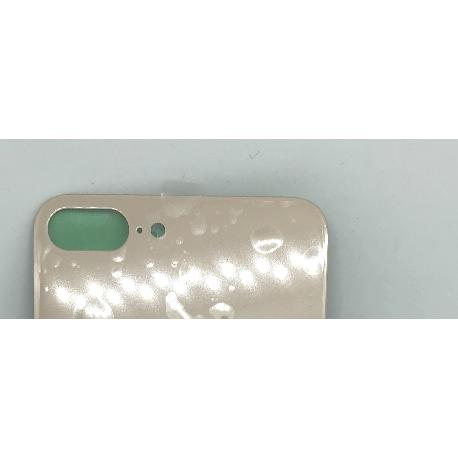 TAPA TRASERA PARA IPHONE 8 PLUS - ROSA / ORO