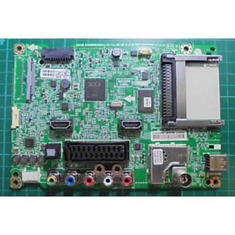 PLACA BASE MAIN BOARD TV LG 42LB5610 EAX65361505(1.0) EBT62987222