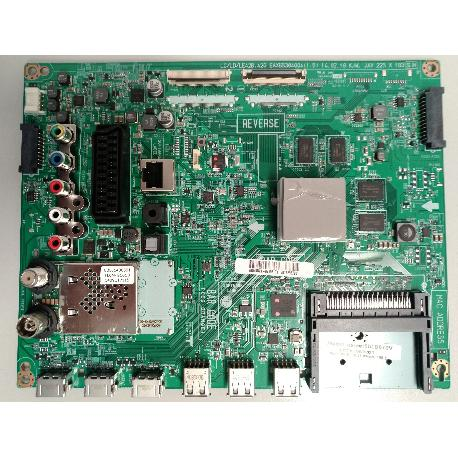PLACA BASE MAIN BOARD EBT62987201 PARA TV LG 50LB671V