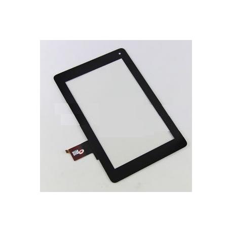 Pantalla Tactil con Marco Original Huawei Ideos S7 Slim S7-301 Negra