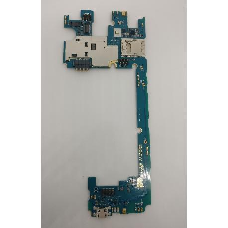 PLACA BASE ORIGINAL PARA  LG G4 STYLUS H635 - RECUPERADA
