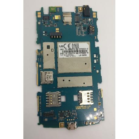 PLACA BASE ORIGINAL LG FINO D290N D290 - RECUPERADA / LIBRE