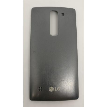 TAPA TRASERA LG SPIRIT H420 4G LTE  GRIS - RECUPERADO