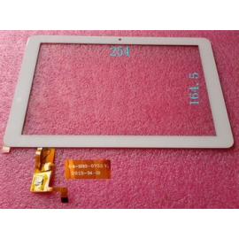 "Pantalla Tactil Universal Tablet china 10.1"" 04-1010-0732 V1 BLANCA"