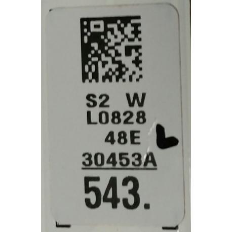 TIRA DE LED D4GE-480DCAR2 PARA TV SAMSUNG UE48H6200