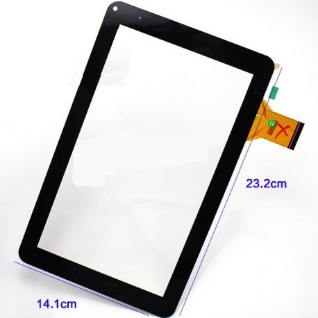 "Pantalla Tactil Universal Tablet china 9""  ZP9168-9 VER.00 LLT-P28588A"
