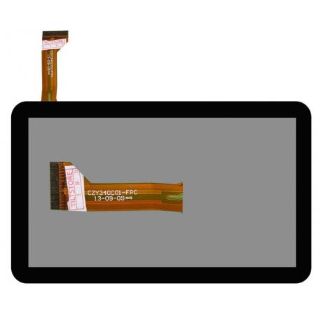 "Pantalla Tactil Universal Tablet china 7"" CZY340C01-FPC"