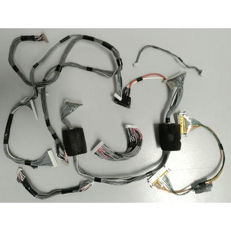 SET DE CABLES PARA TV SONY KLV-32M1 - RECUPERADOS