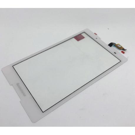 PANTALLA TACTIL PARA TABLET PC LENOVO TAB 2 A8-50F, TAB 2 A8-50LC - BLANCA