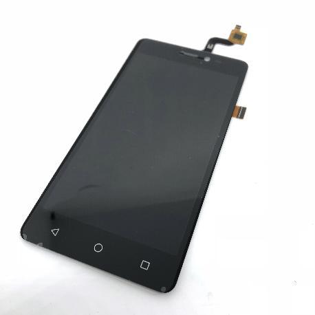 PANTALLA TACTIL + LCD DISPLAY PARA WIKO FREDDY - NEGRA