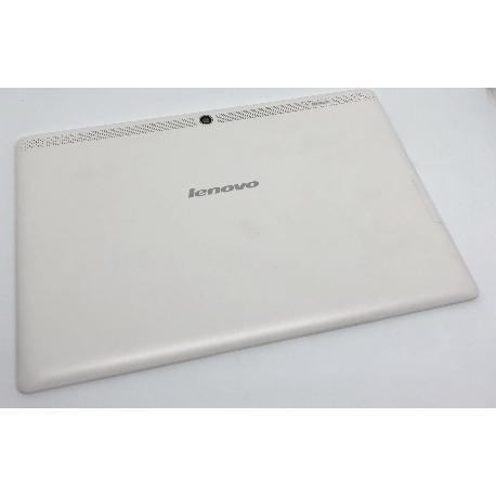 Carcasa Tapa Trasera para Lenovo Tab 2 A10-70 - Blanca