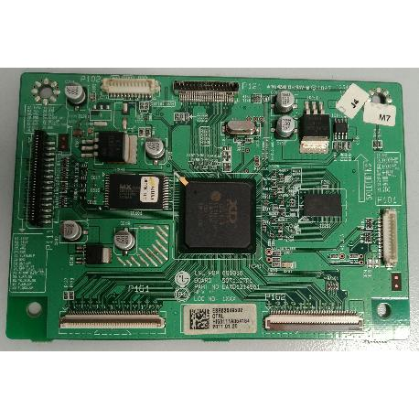 PLACA T-CON BOARD EBR63549502 PARA TV LG 50PJ350-ZA - RECUPERADA