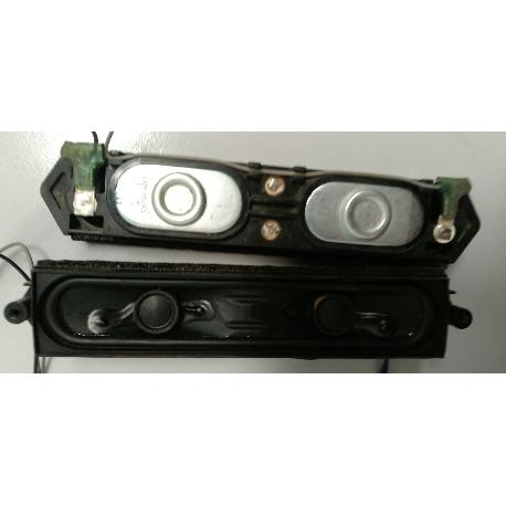 SET DE ALTAVOCES BUZZERS EAB60962801 PARA TV LG 50PJ350-ZA - RECUPERADOS
