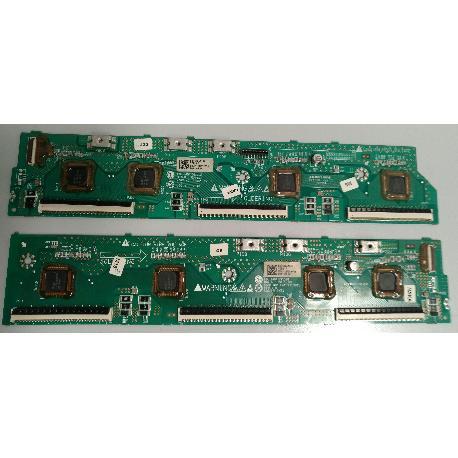 SET DE PLACA BUFFER EBR63551602 EBR63551702 PARA TV LG 50PJ350-ZA - RECUEPRADAS