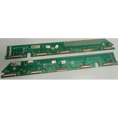 SET DE PLACAS BUFFER EBR64062002 EBR64062302 PARA TV LG 50PJ350-ZA - RECUPERADAS