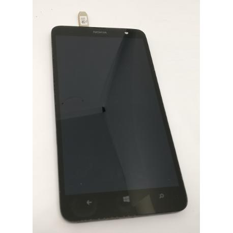 PANTALLA LCD DISPLAY + TACTIL CON MARCO ORIGINAL PARA NOKIA LUMIA 1320 - RECUPERADA