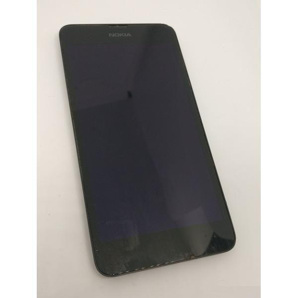 PANTALLA LCD DISPLAY + TÁCTIL CON MARCO ORIGINAL PARA NOKIA LUMIA 630 / 635 NEGRA - RECUPERADA