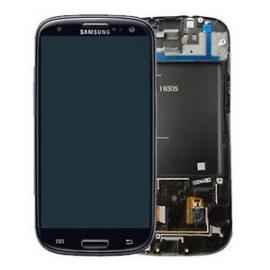 Pantalla Lcd + tactil Samsung Galaxy S3 i9300 i9305 Negra