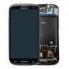 Pantalla completa + carcasa frontal Original Samsung Galaxy S3 i9305 Negra