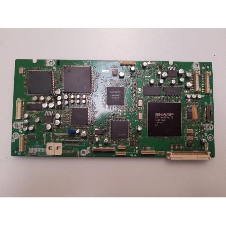 PLACA T-CON BOARD XC585WJ PARA TV SHARP LC-32GA4E - RECUPERADA