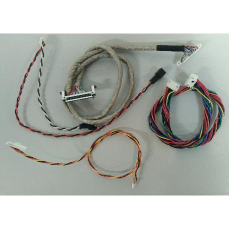 SET DE CABLES PARA TV PHILIPS 40PFH4509/88 - RECUEPRADOS