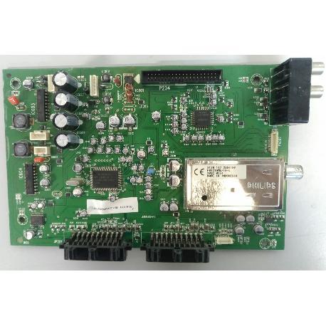 PLACA SINTONIZADORA E9.61F061 DLP-2612APSB/SD0061 PARA TV DAEWOO DLP-2612 - RECUPERADA